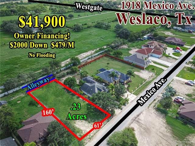 1918 Mexico Avenue, Weslaco, TX 78596 (MLS #339231) :: Jinks Realty