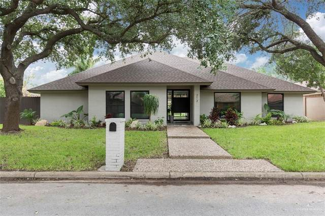 212 E Jay Avenue, Mcallen, TX 78504 (MLS #339259) :: eReal Estate Depot