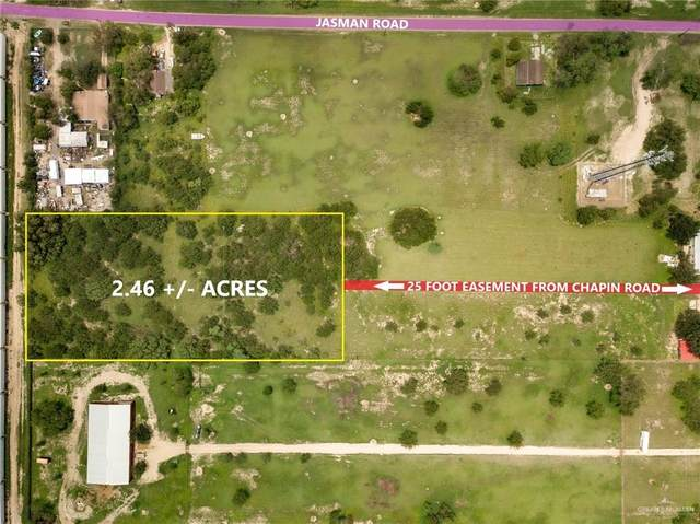 0 Chapin Road, Edinburg, TX 78542 (MLS #339383) :: eReal Estate Depot