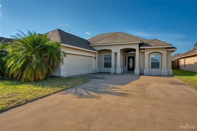 1509 Karis Court, Harlingen, TX 78550 (MLS #339391) :: Jinks Realty