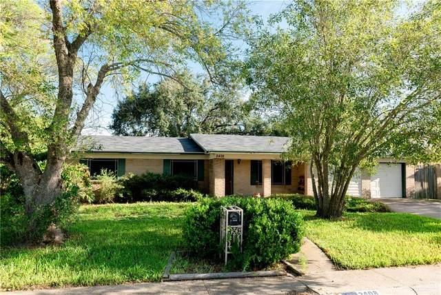 2408 Louis Place, Harlingen, TX 78550 (MLS #339417) :: The Ryan & Brian Real Estate Team
