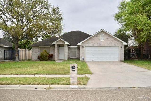 3503 Santa Idalia Circle, Mission, TX 78572 (MLS #339430) :: The Ryan & Brian Real Estate Team