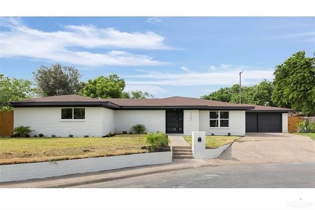 1707 E Quamasia Avenue, Mcallen, TX 78504 (MLS #339432) :: Key Realty