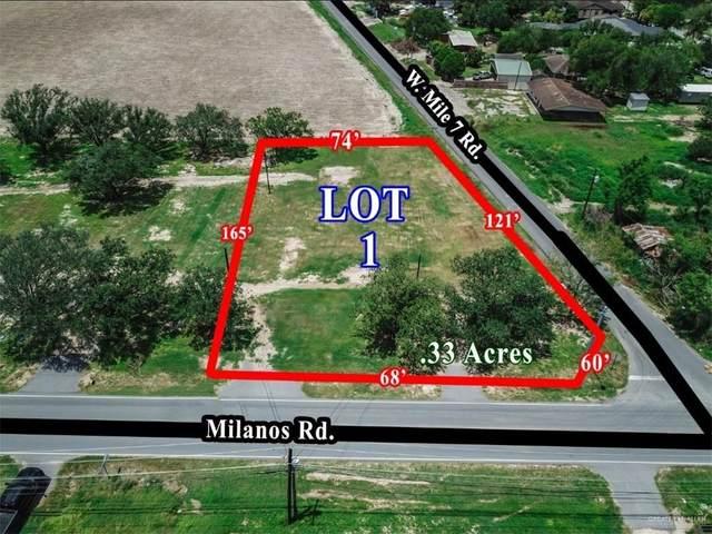550 S Milano Road, Weslaco, TX 78596 (MLS #339457) :: eReal Estate Depot