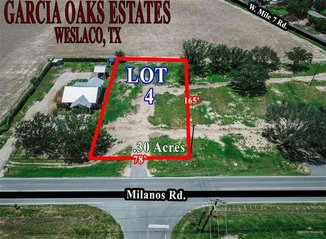 526 S Milano Road, Weslaco, TX 78596 (MLS #339460) :: Imperio Real Estate