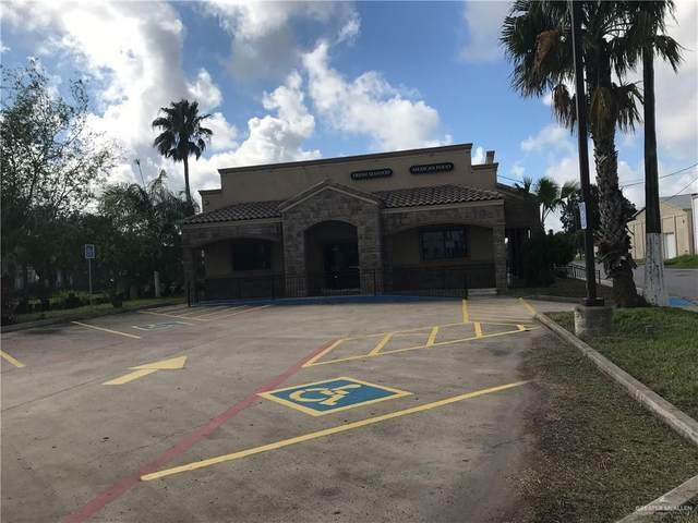 105 W Tyler Avenue, Harlingen, TX 78550 (MLS #339471) :: The Ryan & Brian Real Estate Team