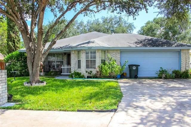 1807 N Gastel Circle, Mission, TX 78572 (MLS #339488) :: The Ryan & Brian Real Estate Team