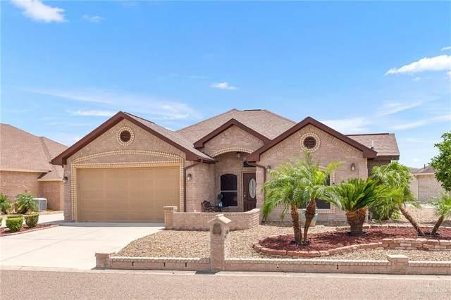 2106 Fairway Court, Mission, TX 78572 (MLS #339493) :: eReal Estate Depot