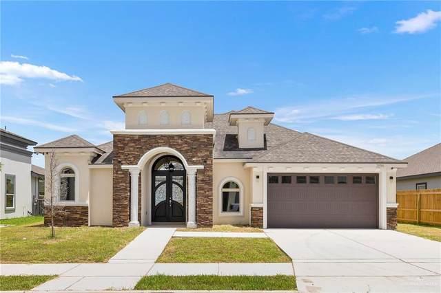 3004 Red Raider Avenue, Edinburg, TX 78542 (MLS #339500) :: The Lucas Sanchez Real Estate Team