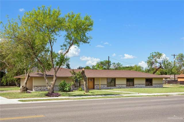 1211 W Freddy Gonzalez Drive, Edinburg, TX 78539 (MLS #339501) :: The Lucas Sanchez Real Estate Team