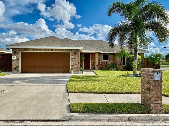 420 Rio Nueces, San Juan, TX 78589 (MLS #339536) :: The Ryan & Brian Real Estate Team