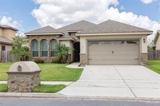 1809 Lazaro Street, Edinburg, TX 78542 (MLS #339576) :: The Ryan & Brian Real Estate Team