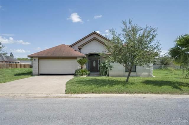 402 Richmond Drive, Pharr, TX 78577 (MLS #339583) :: The Ryan & Brian Real Estate Team
