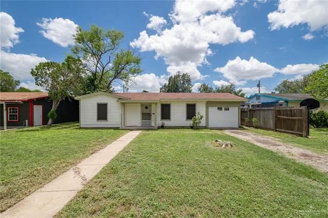 105 W Davis Street, Harlingen, TX 78550 (MLS #339586) :: The Ryan & Brian Real Estate Team