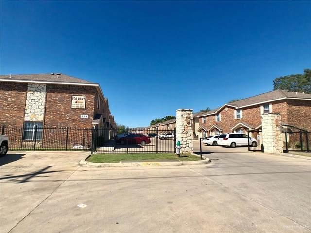 804 N Taylor Road #16, Mission, TX 78572 (MLS #339588) :: The Lucas Sanchez Real Estate Team