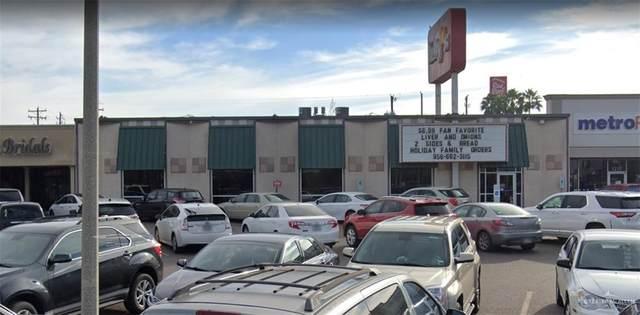 1215 S 10th Street, Mcallen, TX 78501 (MLS #339624) :: The Lucas Sanchez Real Estate Team