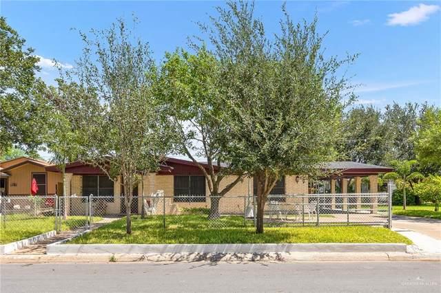 223 E Rendon Street, Pharr, TX 78577 (MLS #339626) :: Realty Executives Rio Grande Valley