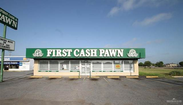507 N Cage Boulevard, Pharr, TX 78577 (MLS #339651) :: Realty Executives Rio Grande Valley