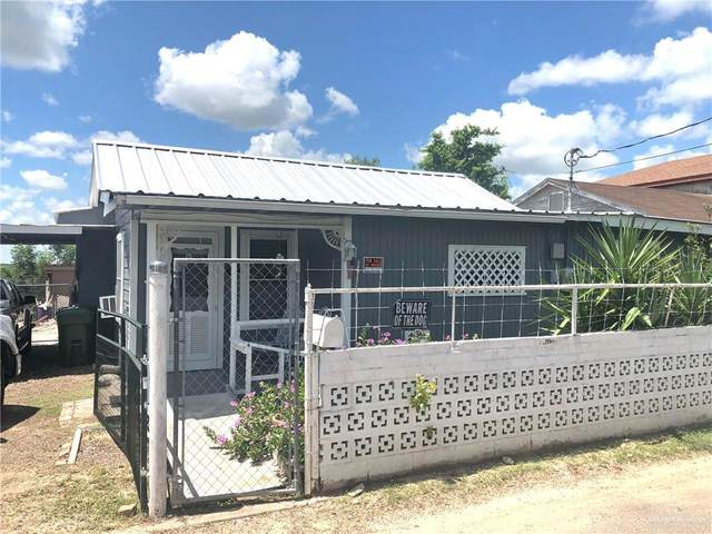 603 E Water Street, Rio Grande City, TX 78582 (MLS #339700) :: Key Realty