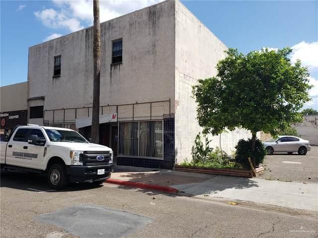 1134 E Adams Street, Brownsville, TX 78520 (MLS #339726) :: Imperio Real Estate