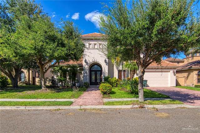 3804 San Clemente Court, Mission, TX 78572 (MLS #339741) :: The Ryan & Brian Real Estate Team
