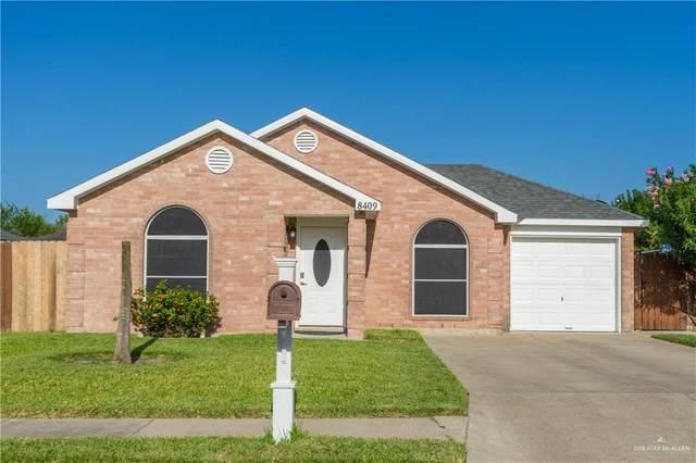 8409 S Estrella Street, Pharr, TX 78577 (MLS #339742) :: The Ryan & Brian Real Estate Team