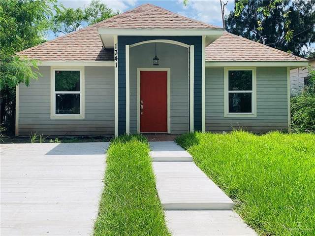 1341 Csm Ruben Vela Street, San Benito, TX 78586 (MLS #339749) :: The Ryan & Brian Real Estate Team