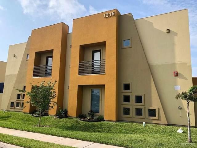 1216 E Daffodil Avenue, Mcallen, TX 78501 (MLS #339788) :: The Ryan & Brian Real Estate Team