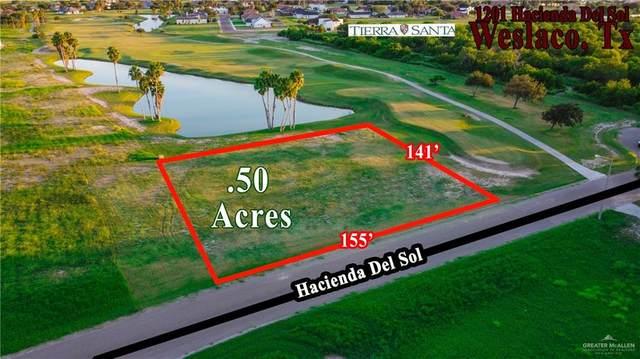 1201 Hacienda Del Sol, Weslaco, TX 78596 (MLS #339878) :: The Maggie Harris Team
