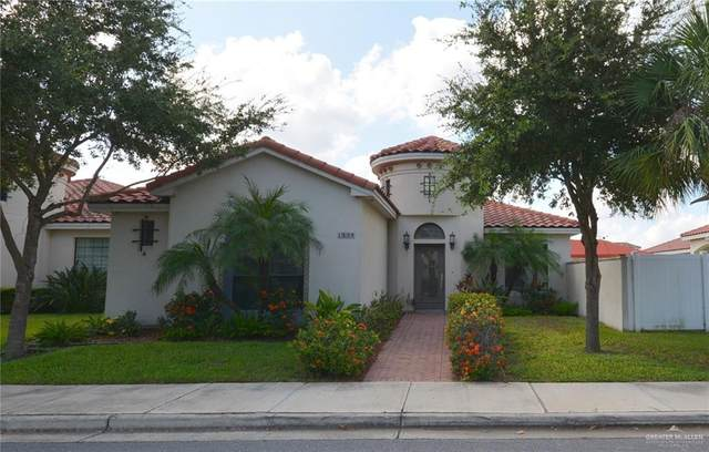 1304 E Agusta Avenue E, Mcallen, TX 78503 (MLS #339912) :: Imperio Real Estate