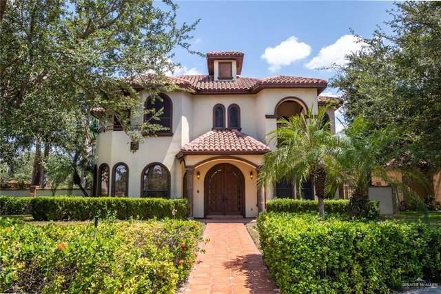 3101 Santa Lorena, Mission, TX 78572 (MLS #339917) :: The Ryan & Brian Real Estate Team