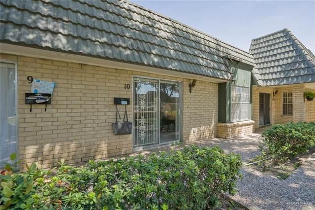 100 E Yuma Avenue #10, Mcallen, TX 78503 (MLS #341045) :: eReal Estate Depot