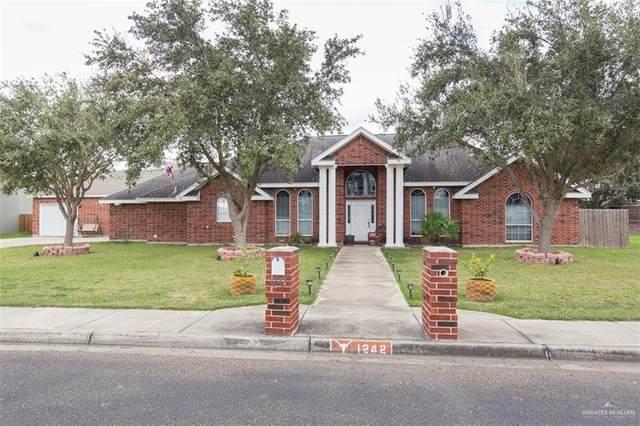 1242 Sasha Circle, Weslaco, TX 78599 (MLS #341051) :: BIG Realty
