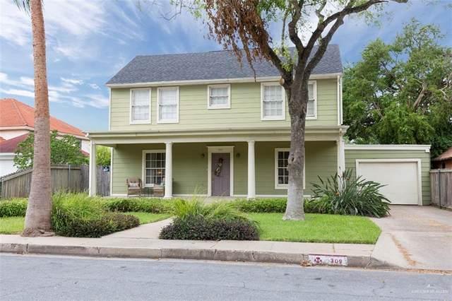 309 N 9th Street, Mcallen, TX 78501 (MLS #341053) :: Jinks Realty