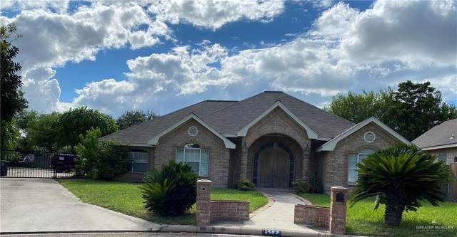 1403 N Melinda Drive N, Mission, TX 78572 (MLS #341102) :: The Lucas Sanchez Real Estate Team