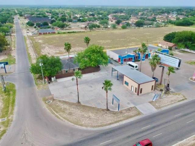 923 W Palma Vista Drive, Palmview, TX 78572 (MLS #341209) :: Key Realty