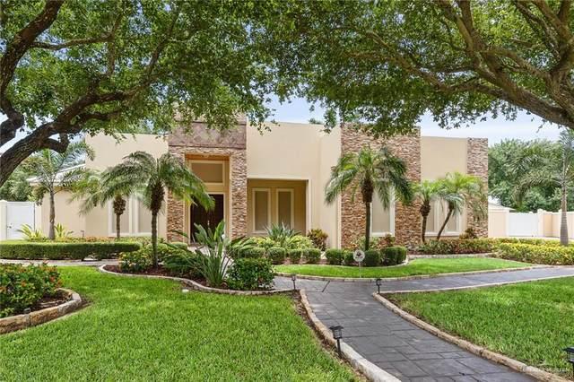 2416 El Encino Drive, Palmhurst, TX 78573 (MLS #341271) :: Realty Executives Rio Grande Valley