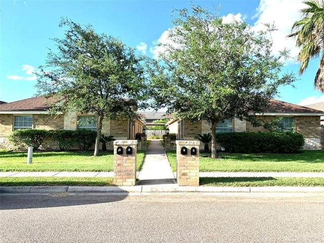 1929 Lacywood D, Edinburg, TX 78539 (MLS #341294) :: The Lucas Sanchez Real Estate Team