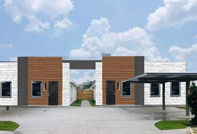 825 S Missouri Street, Alton, TX 78573 (MLS #341298) :: The Ryan & Brian Real Estate Team