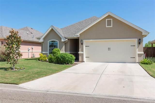 4008 Pelican Way, Mission, TX 78572 (MLS #341305) :: The Ryan & Brian Real Estate Team