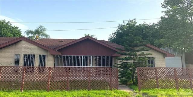 1023 W Palma Vista Drive, Palmview, TX 78572 (MLS #341307) :: Imperio Real Estate