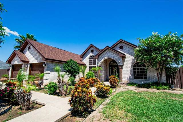 2492 Palm Circle Drive, Rio Grande City, TX 78582 (MLS #341323) :: The Maggie Harris Team