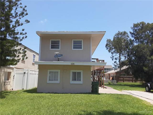 114 E Amber Jack Street A, South Padre Island, TX 78597 (MLS #341333) :: BIG Realty