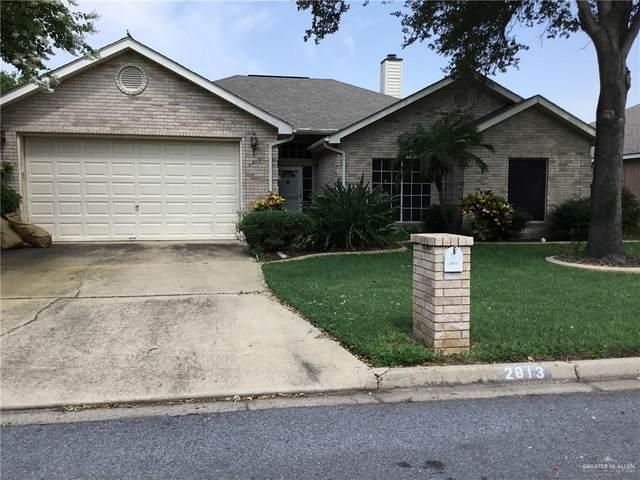 2813 N 43rd Street N, Mcallen, TX 78501 (MLS #341340) :: Key Realty