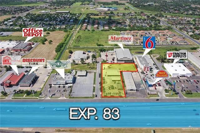 1110 W Expressway 83, Weslaco, TX 78599 (MLS #341388) :: The Maggie Harris Team