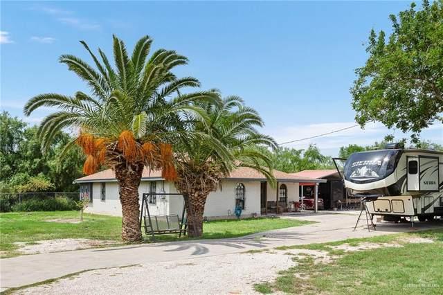 2220 Mata Boulevard, Palmview, TX 78572 (MLS #341440) :: The Ryan & Brian Real Estate Team