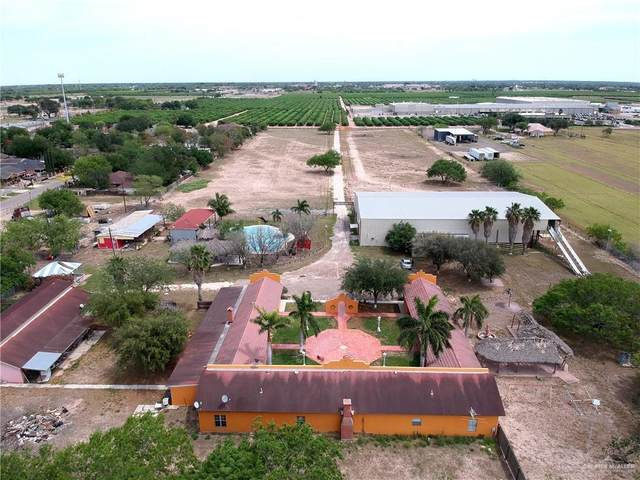 4133 Goodwin Lot 70 Blk 4, Mission, TX 78574 (MLS #341495) :: The Lucas Sanchez Real Estate Team
