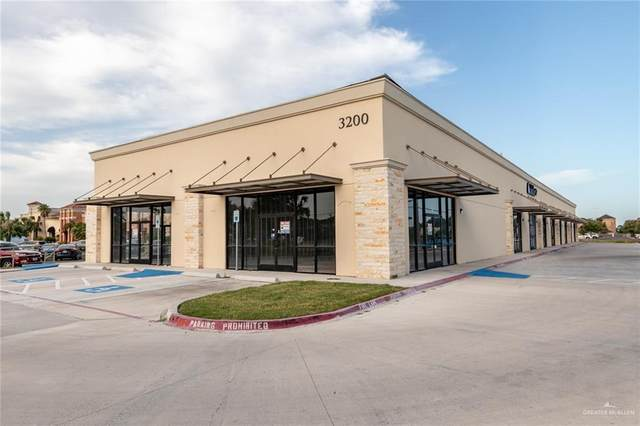 3200 N Mccoll Road, Mcallen, TX 78501 (MLS #341587) :: The Ryan & Brian Real Estate Team