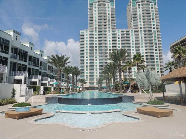 310A Padre Boulevard Unit 401, South Padre Island, TX 78597 (MLS #341645) :: Realty Executives Rio Grande Valley