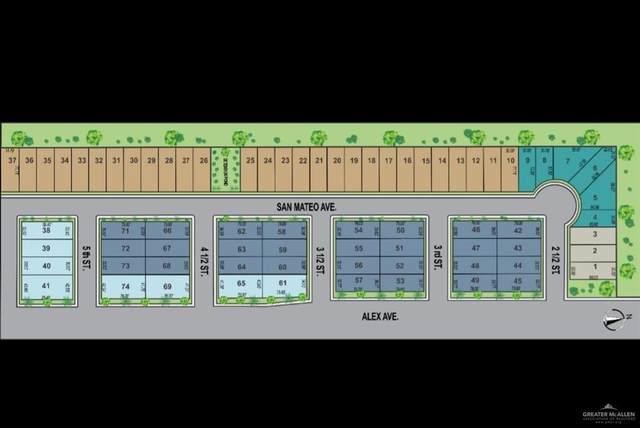 422 4 1/2 Street, La Joya, TX 78560 (MLS #341648) :: The Maggie Harris Team